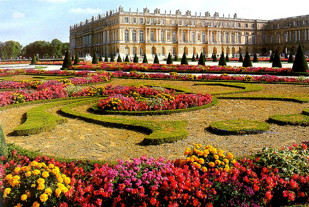 Versailles Garden & Palace, Paris, France