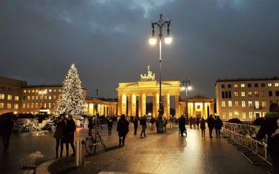 Χριστούγεννα στο Βερολίνο!
