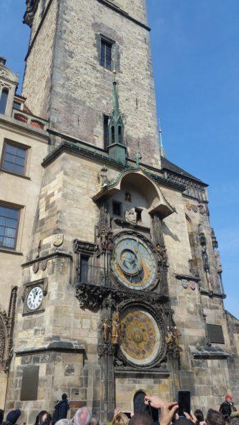 Το Αστρονομικό Ρολόι της Πράγας, Τσεχλια, Βοημία