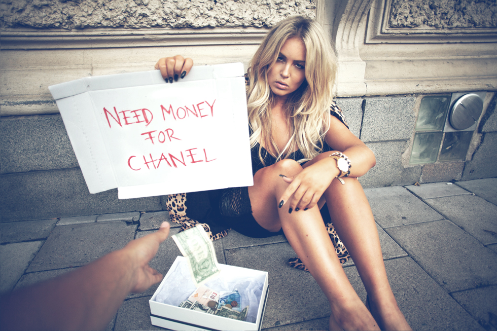 NeedMoneyForChanel, fashion, my style rocks
