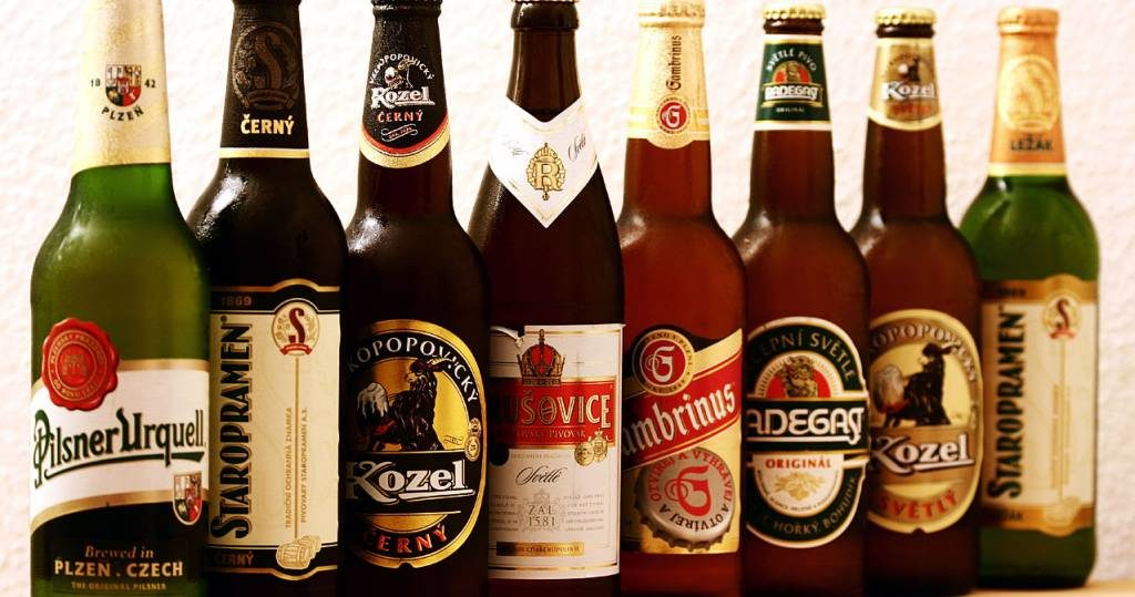 top beers from the czech republic