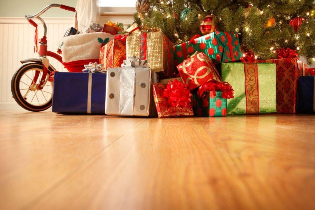 χριστούγεννα, χριστουγεννιάτικα δώρα