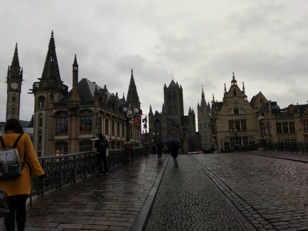 Γάνδη, Βέλγιο, Παλιά Πόλη, Gent, Belgium