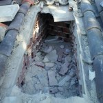 saneamiento teja arabe en Madrid 1