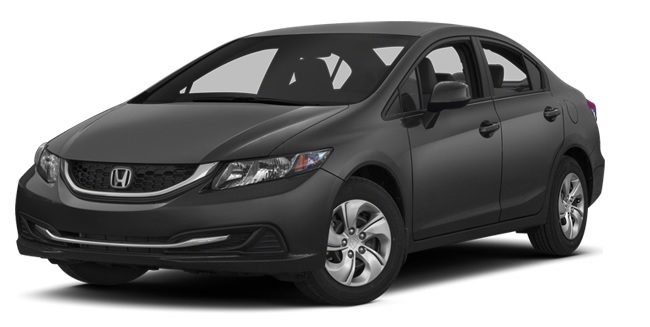 Honda Civic Model 2013