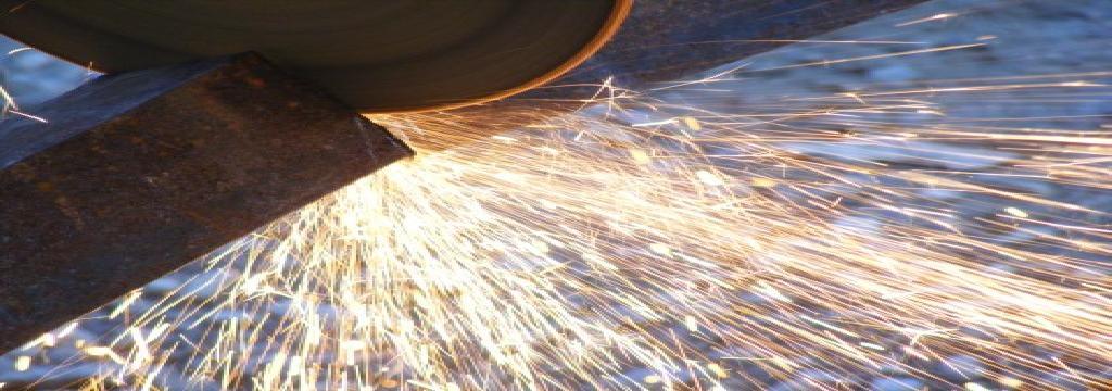 cortar hierro con radial