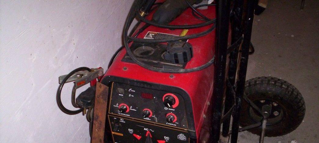 maquina de soldar con electrodos