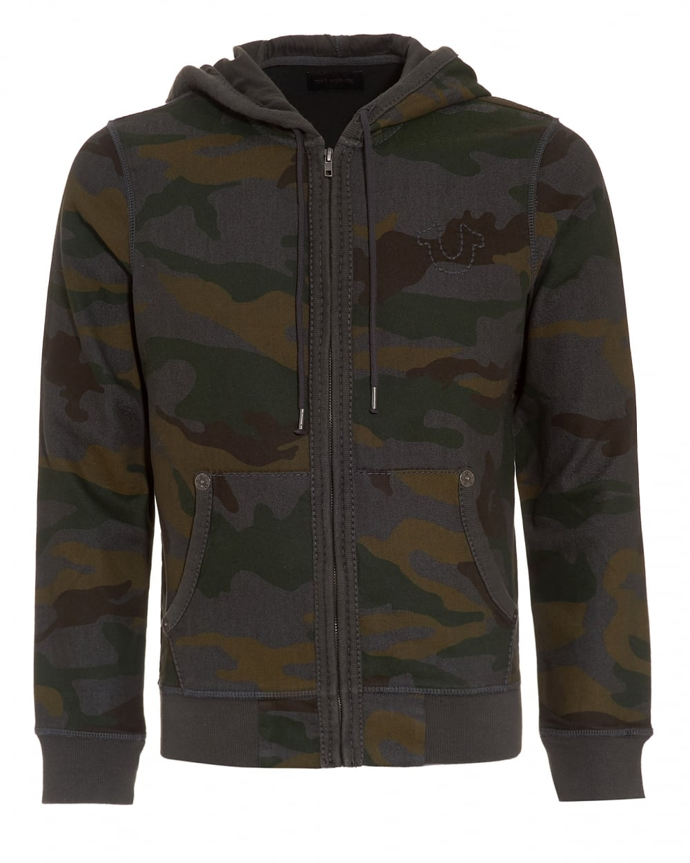 True Religion Camo Sweat