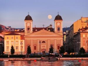 Evening in Trieste