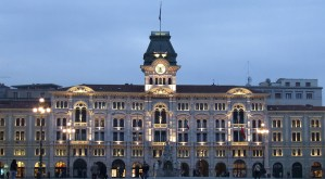 Piazza Unita DItalia in Trieste