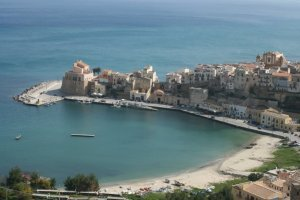 Seaside Town in Sicily