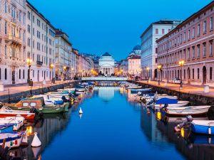 Le Rive, Trieste