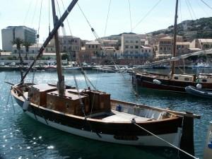 Sea Town in Puglia