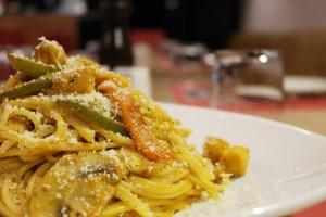 Pasta Dish in Italy