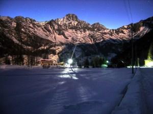 Ski Resort in Piedmont