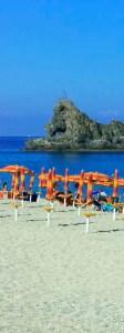 Beach in Calabria