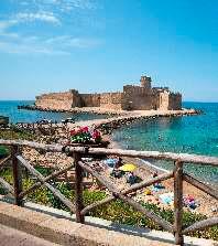 La Castella Village in Calabria