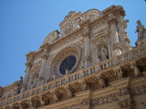 Baroque Style and lecce