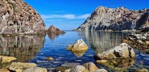 San Pietro Island