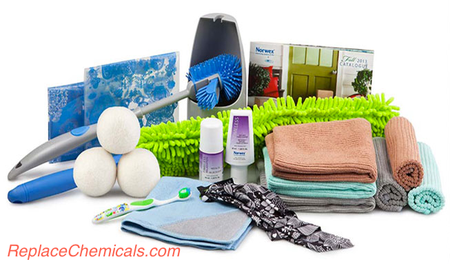 2013 New Norwex Products Replacechemicals Com Cleaning