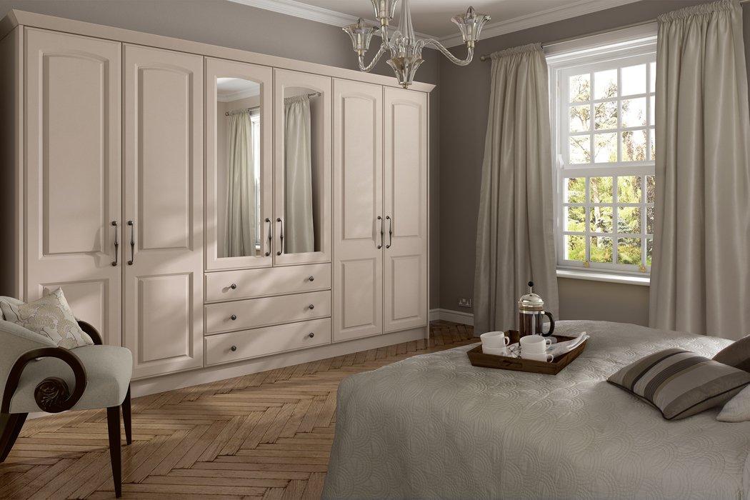 Bella Verona Matt Cashmere Bedroom