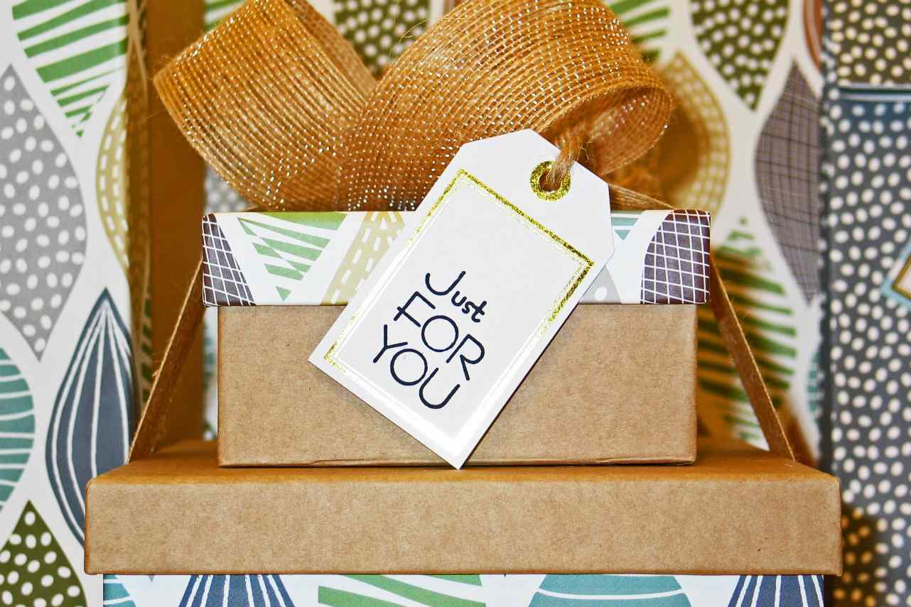 An image of a gift box