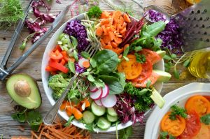 An image of a vegetable salad