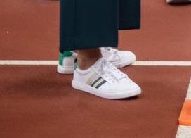 Kate wearing M&S trainers to a SportsAid event (Royal Family)