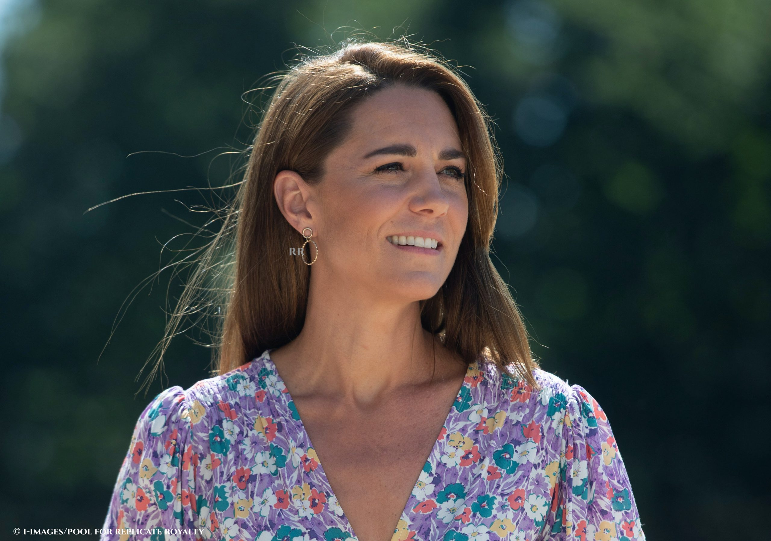 New brand for Duchess of Cambridge's gardening visit to EACH