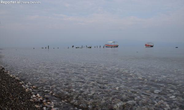 Liqeni i Ohrit. Foto: Ivana Dervishi/BIRN