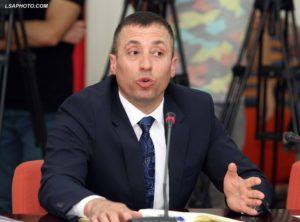 Former head of the General Prisons, Artur Zoto.  Photo: LSA