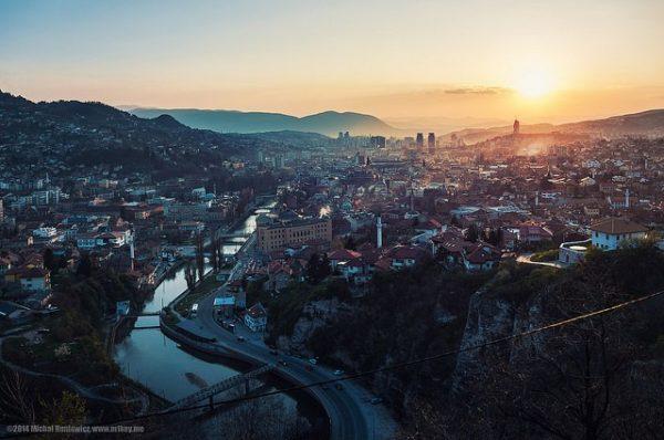 SarajevoPhotoMichalHuniewiczflickrCCBY2.0