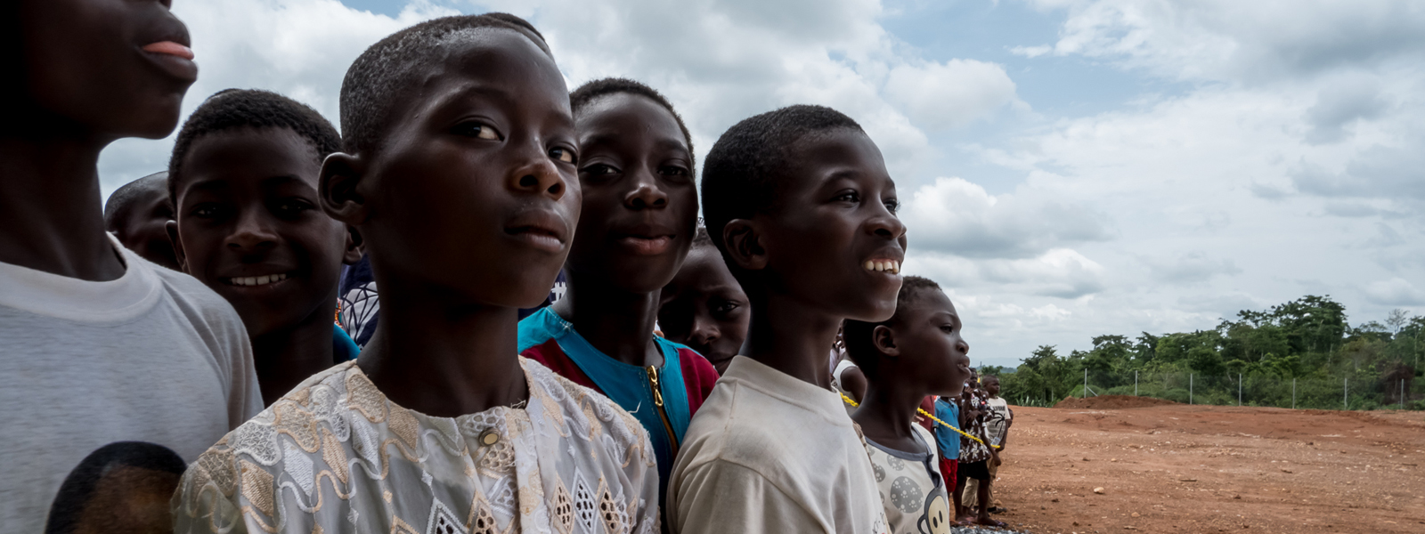 REPORTERA ESPÍDICA EN GHANA (I)