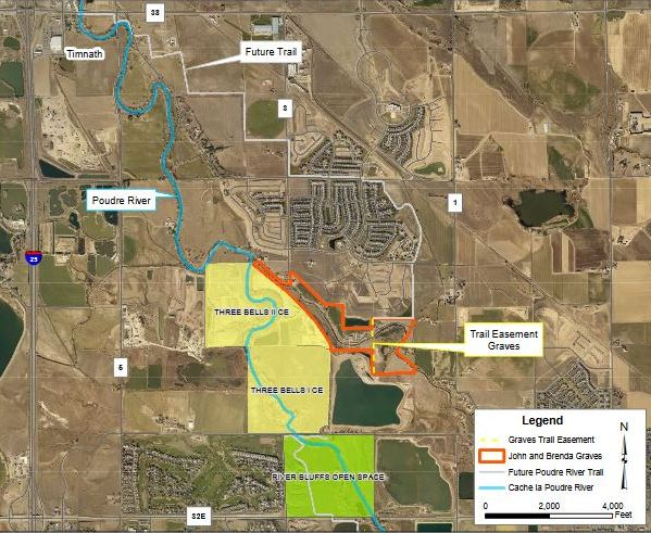 Grant sought to finish Poudre River Trail in Larimer County, Timnath, Windsor and Fort Collins