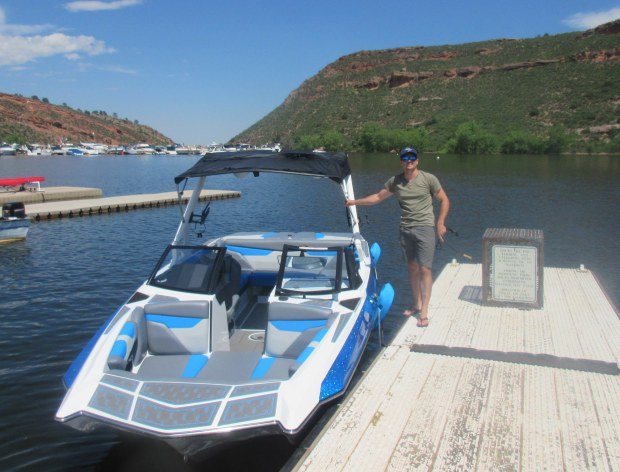 AirbnBoat comes to area waters – Loveland Reporter-Herald
