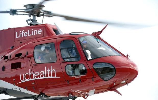 Berthoud graduate Samantha Poirier is UCHealth LifeLine's first female pilot