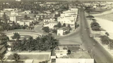 Photo of Praia da Avenida e Praça Sinimbú em 1969. Quanta diferença, hein?