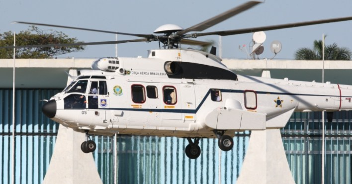 Helicóptero da Presidência da República do Brasil