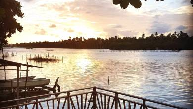Photo of Fim de tarde na lagoa! – Foto: Sara Saleme – 01/04/2017