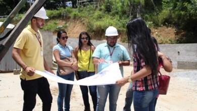 Photo of Alunos de Engenharia Civil visitam obras de mobilidade na Grota do Grutão