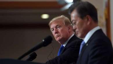 Photo of Trump alerta Coreia do Norte sobre poder militar dos EUA