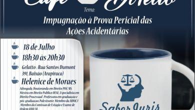Photo of Café com Direito um encontro de sucesso