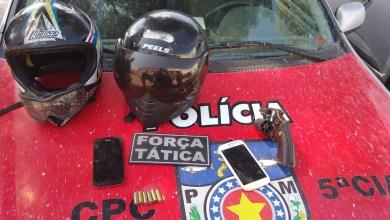 Photo of Jovens ficam feridos após trocar tiros com a polícia em Marechal Deodoro