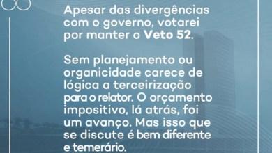 Photo of Renan Calheiros avisa que votará com o governo para manter veto ao orçamento impositivo
