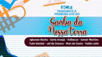 Photo of É HOJE! Live do Samba da Nossa Terra