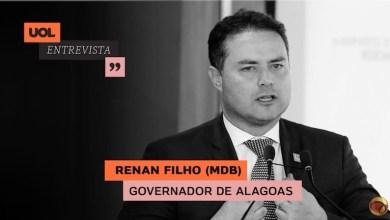 Photo of RENAN FILHO: Governo Bolsonaro não trata da pandemia com outros países, diz governador de Alagoas em live; Assista!