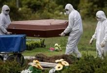 Photo of TRISTE! Covid-19: pais registra 965 mortes nas últimas 24 horas
