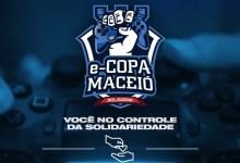 Photo of Prefeitura abre inscrições para e-Copa Maceió Solidária