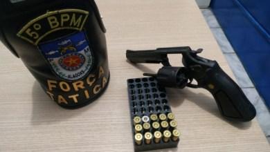 Photo of POLICIAMENTO: armas de fogo são apreendidas pela PM na capital e interior de Alagoas