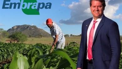 Photo of Marx Beltrão comemora aniversário da Embrapa e reforça compromisso com pesquisa agropecuária em Alagoas